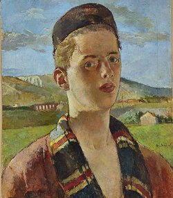 Ritratto di Franco Gentilini