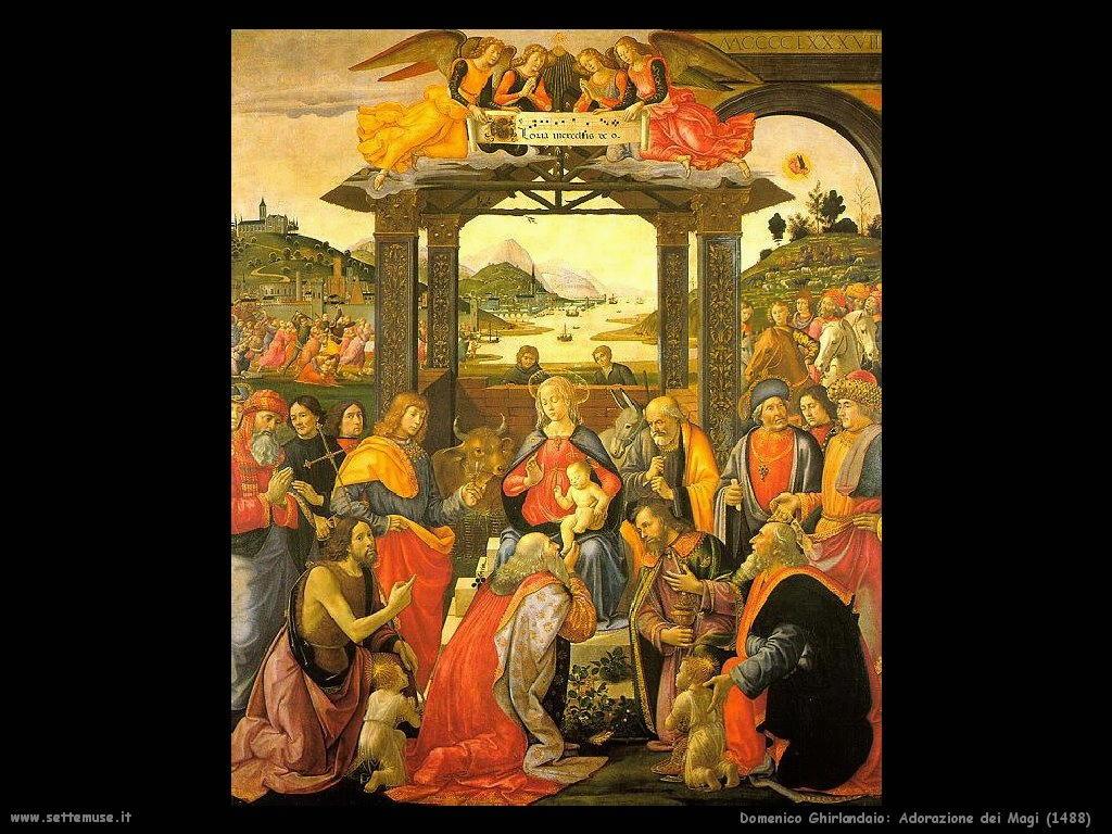 Adorazione dei Magi (1488)