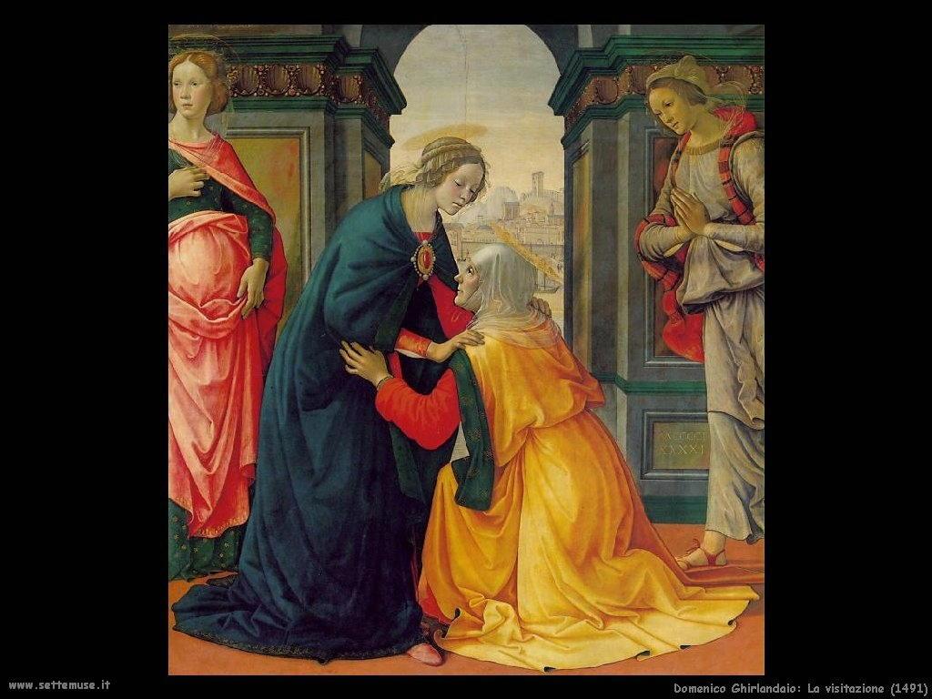 La visitazione (1491)