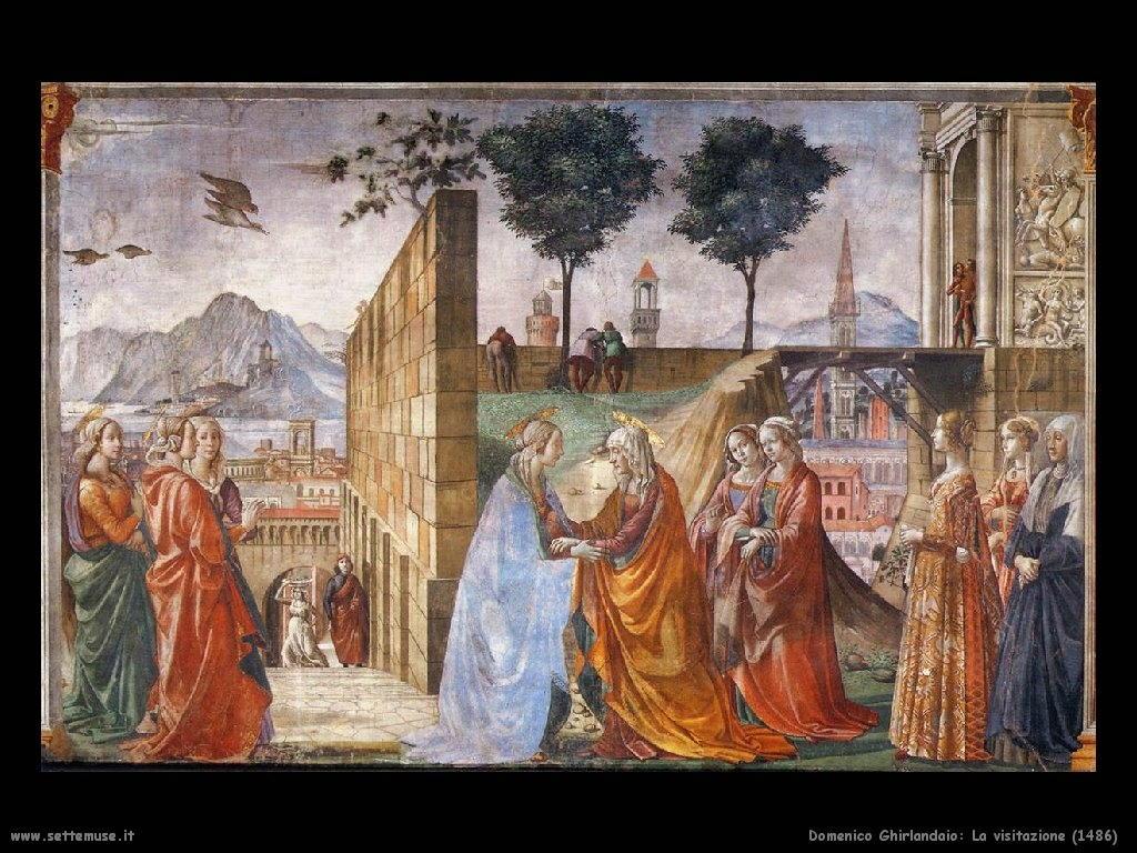 La visitazione (1486)