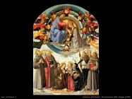 Incoronazione della Vergine (1486)
