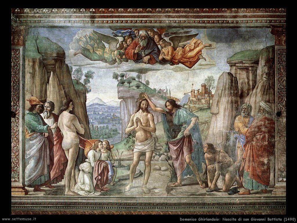 Domenico Ghirlandaio 1490