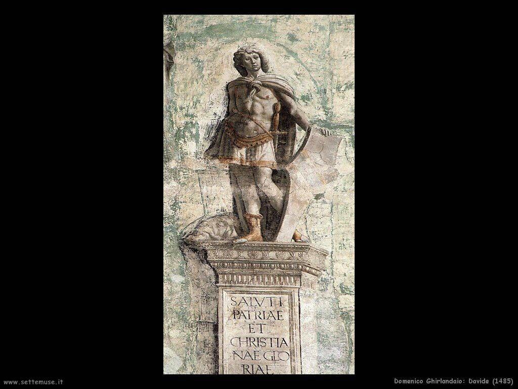 Davide (1485)