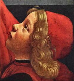 Pittura di Domenico Ghirlandaio