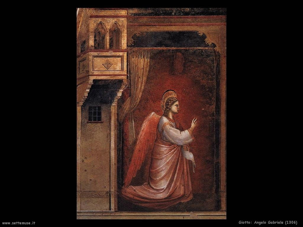 Giotto Angelo Gabriele (1306)
