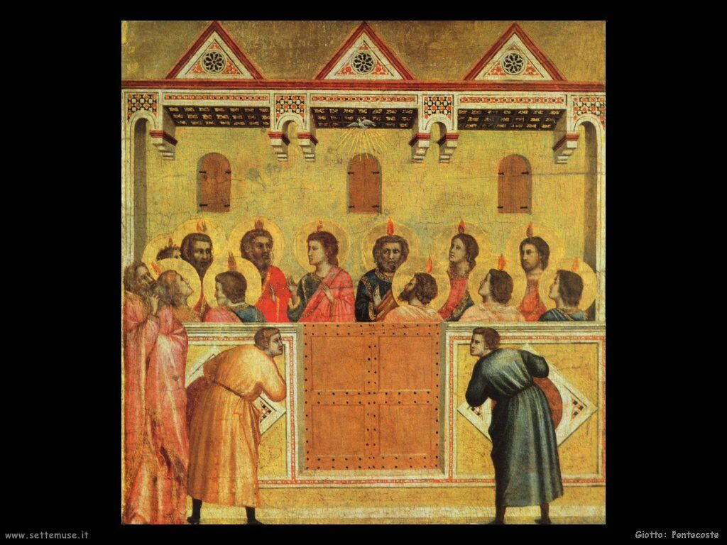 giotto Pentecoste