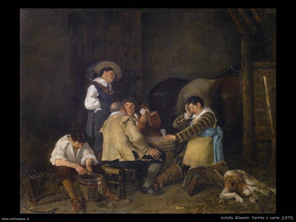 Partita a carte (1875)