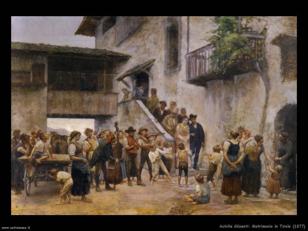 Matrimonio in Tirolo (1877)