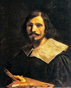 Ritratto Giovan Battista Barbieri detto il Guercino