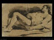 Uomo nudo sdraiato (1618)