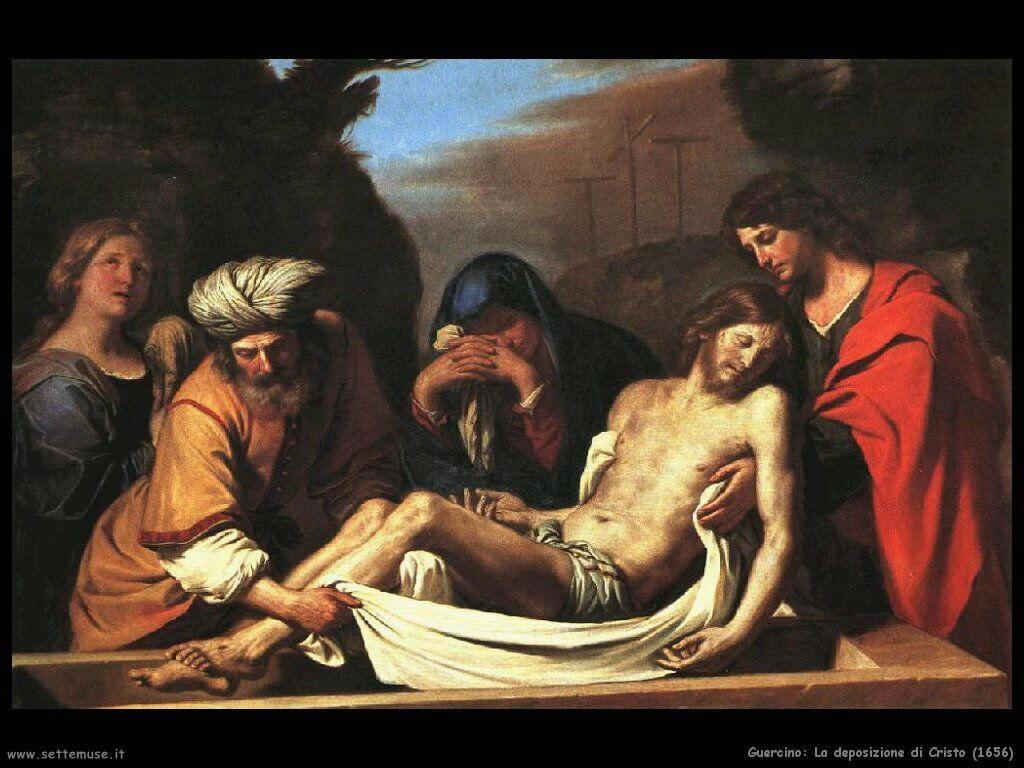 Deposizione di Cristo (1656)