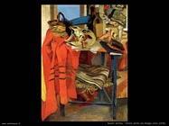 Natura morta con drappo rosso (1942)