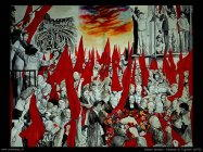 renato guttuso Funerale di Togliatti (1972)