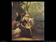 Francesco Hayez Gruppo di famiglia (1821)