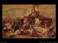 Francesco Hayez Crociati assetati vicino a Gerusalemme (1850)