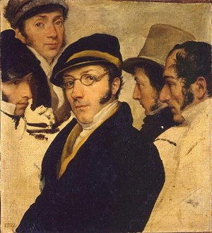 Ritratto di Francesco Hayez