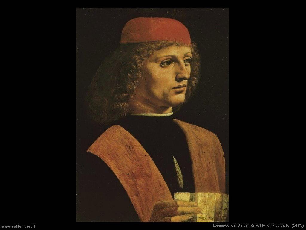 Ritratto di musicista (1485)