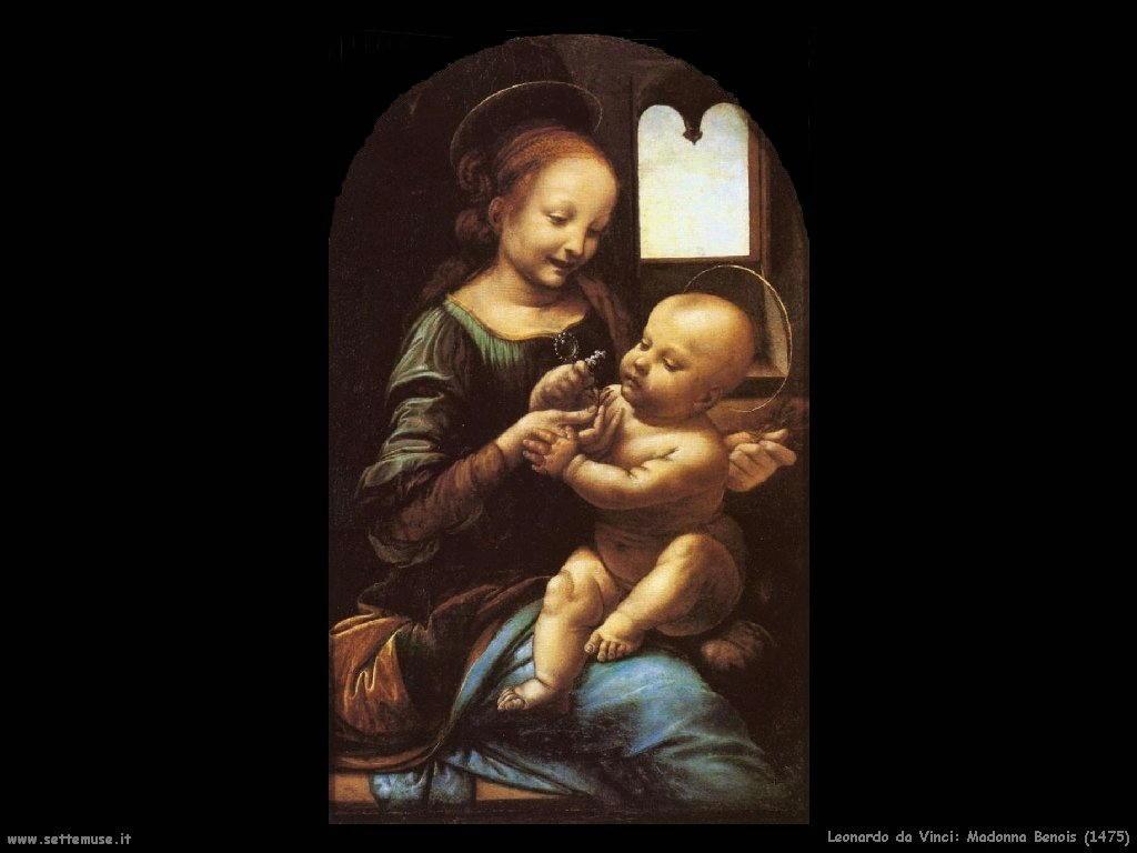 Madonna Benois (1475)