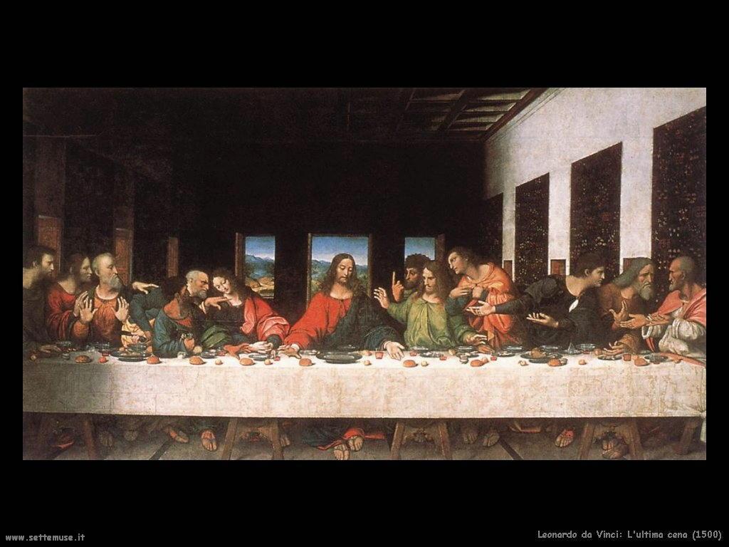 L'ultima cena (1495)