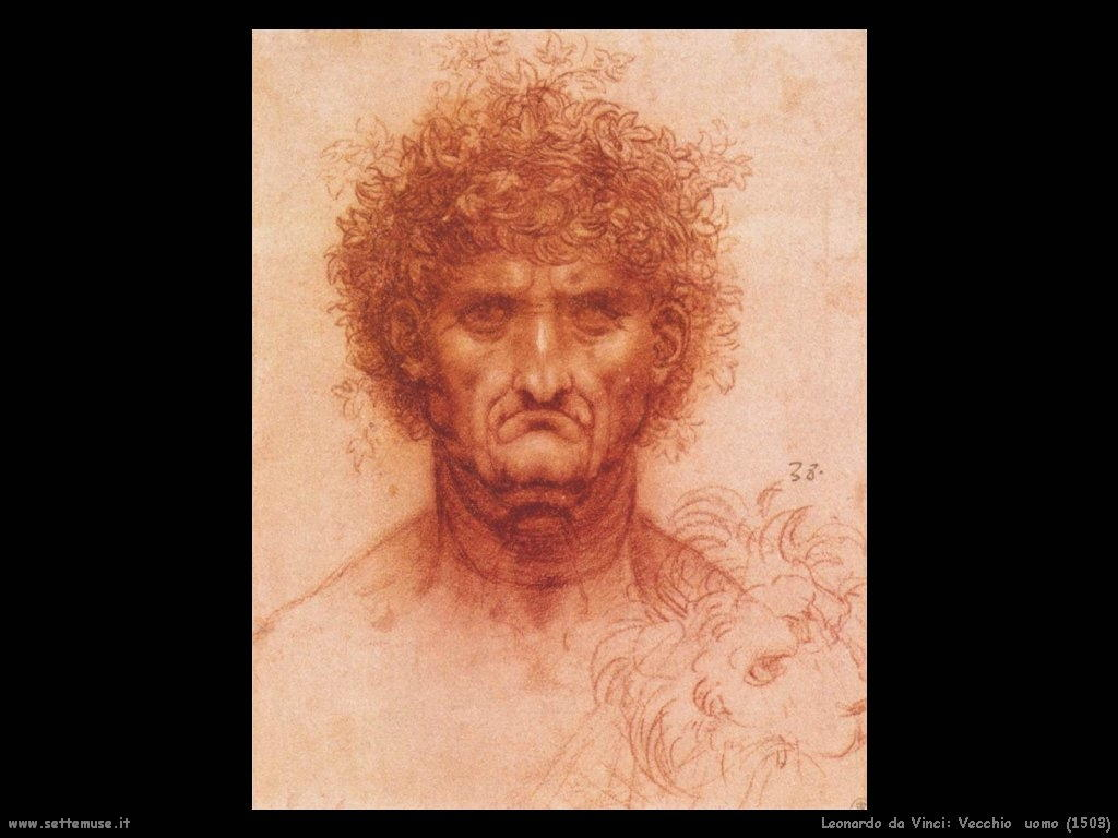 Vecchio uomo (1503)