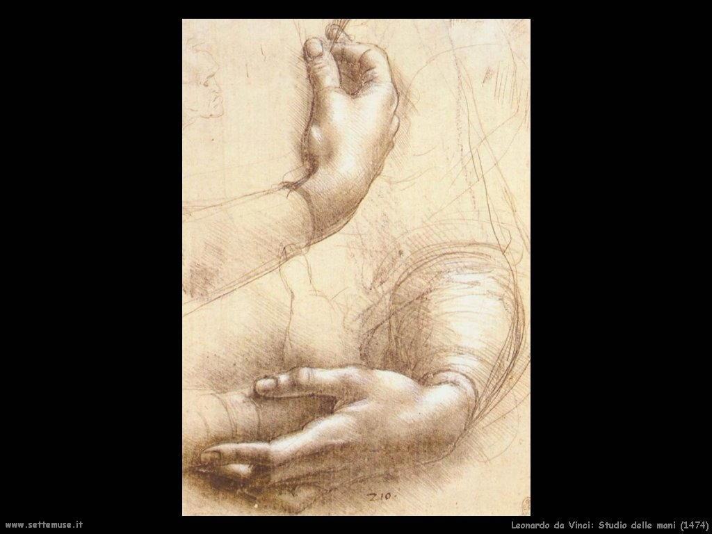 Studio delle mani (1474)
