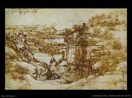 Panorama dell'Arno (1473)