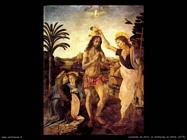 Il battesimo di Cristo (1485)