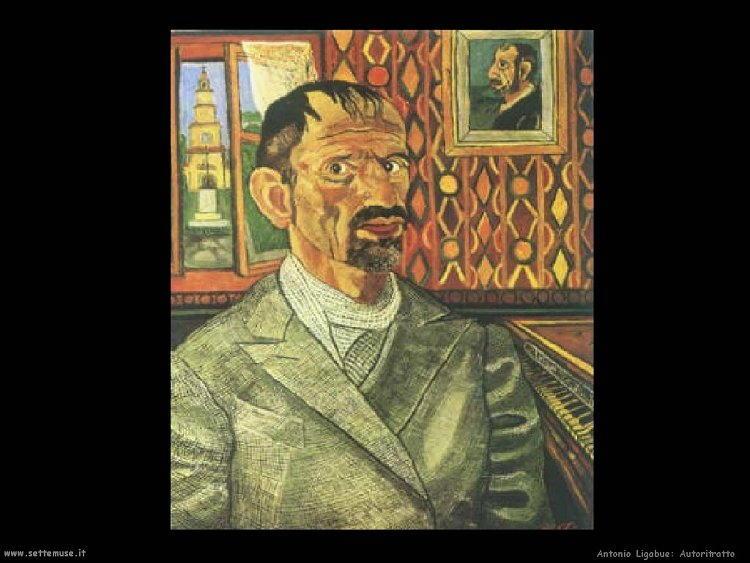 Biografia e Opere di Antonio Ligabue