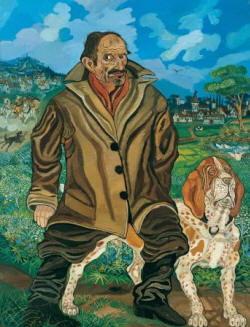 Pittura di Antonio Ligabue