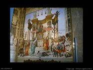 Filippo Lippi Affresco cappella Strozzi
