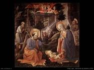 Adorazione del Bambino (1455)