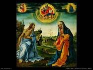 intervento di cristo e maria