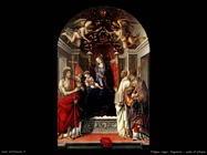 signoria pala di altare