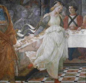Dipinto di Filippo Lippi