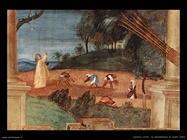Lorenzo Lotto Benedizione di Santa Clara