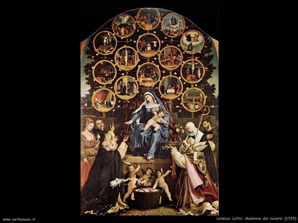 Madonna del Rosario (1539)