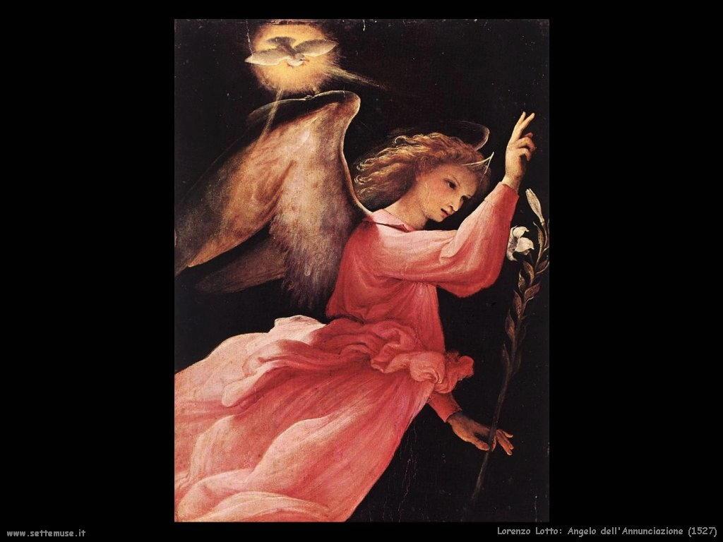 Angelo dell'Annunciazione (1527)