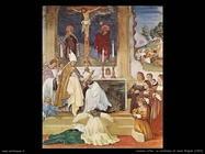 Lorenzo Lotto Vestizione di Santa Brigida (1524)