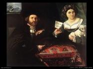 Lorenzo Lotto Marito e moglie (1523)