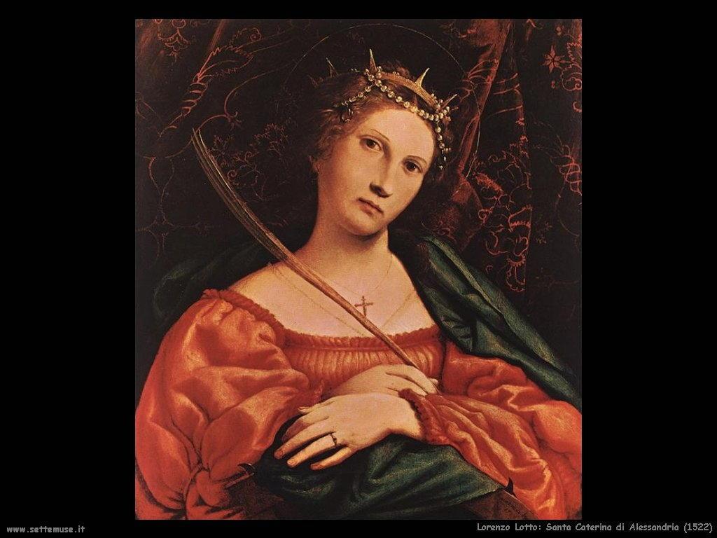 Santa Caterina di Alessandria (1522)
