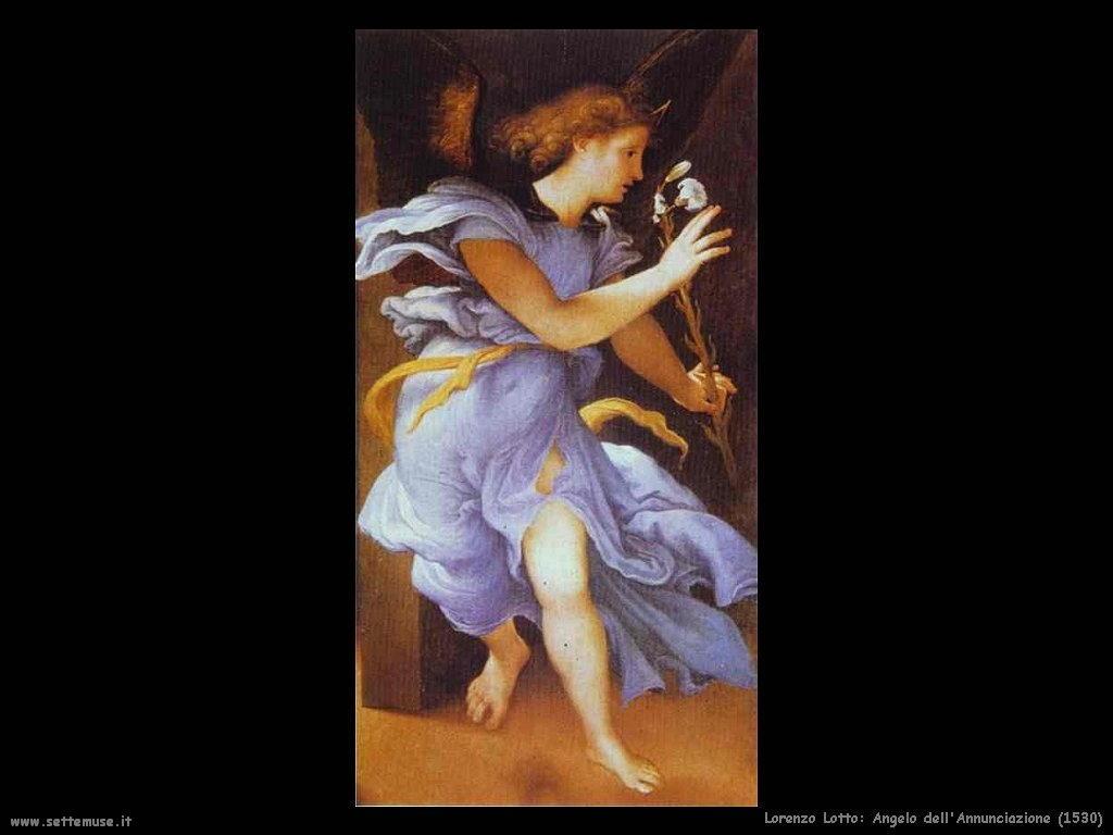 Angelo dell'Annunciazione (1530)