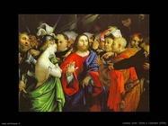 Cristo e l'adultera (1530)
