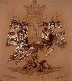 Opera di Cesare Maccari
