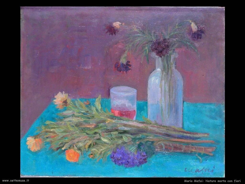 MARIO MAFAI pittore biografia opere | Settemuse.it