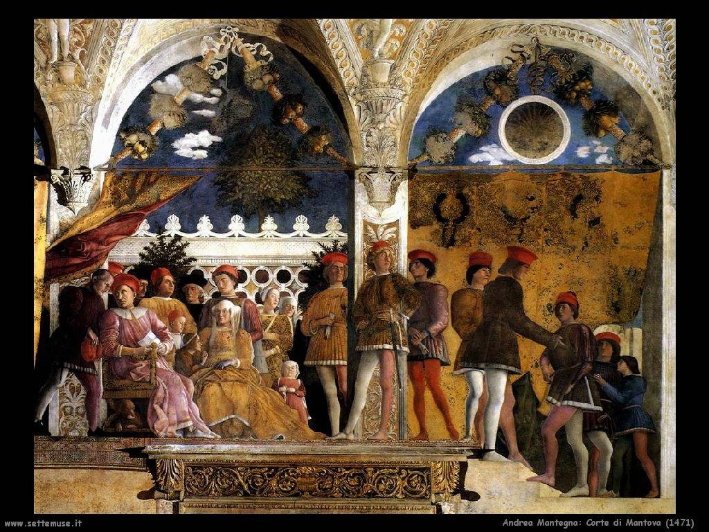andrea mantegna pittore biografia opere