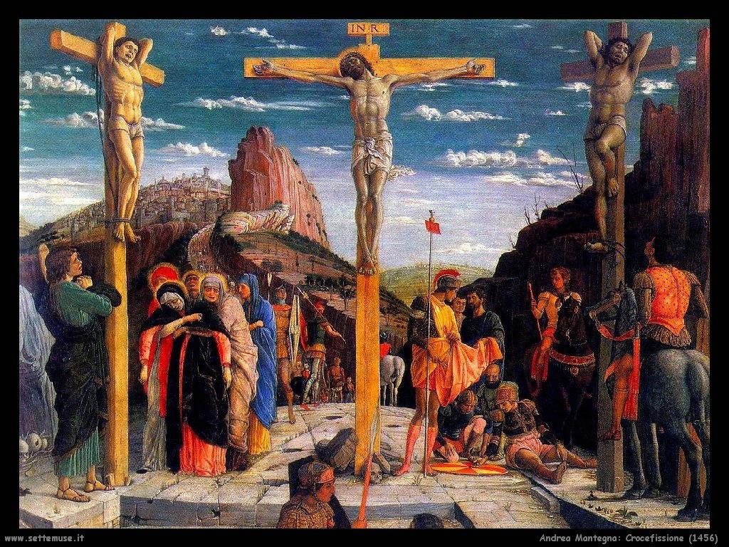 La crocifissione (1456)