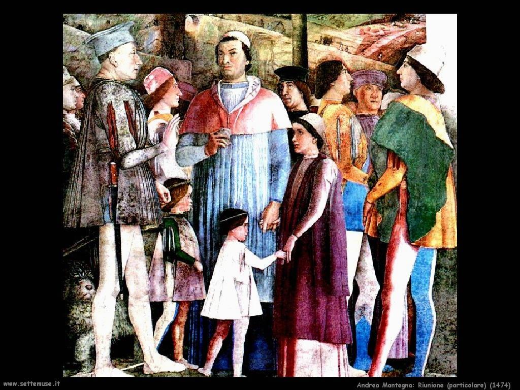 Riunione (particolare) (1474)