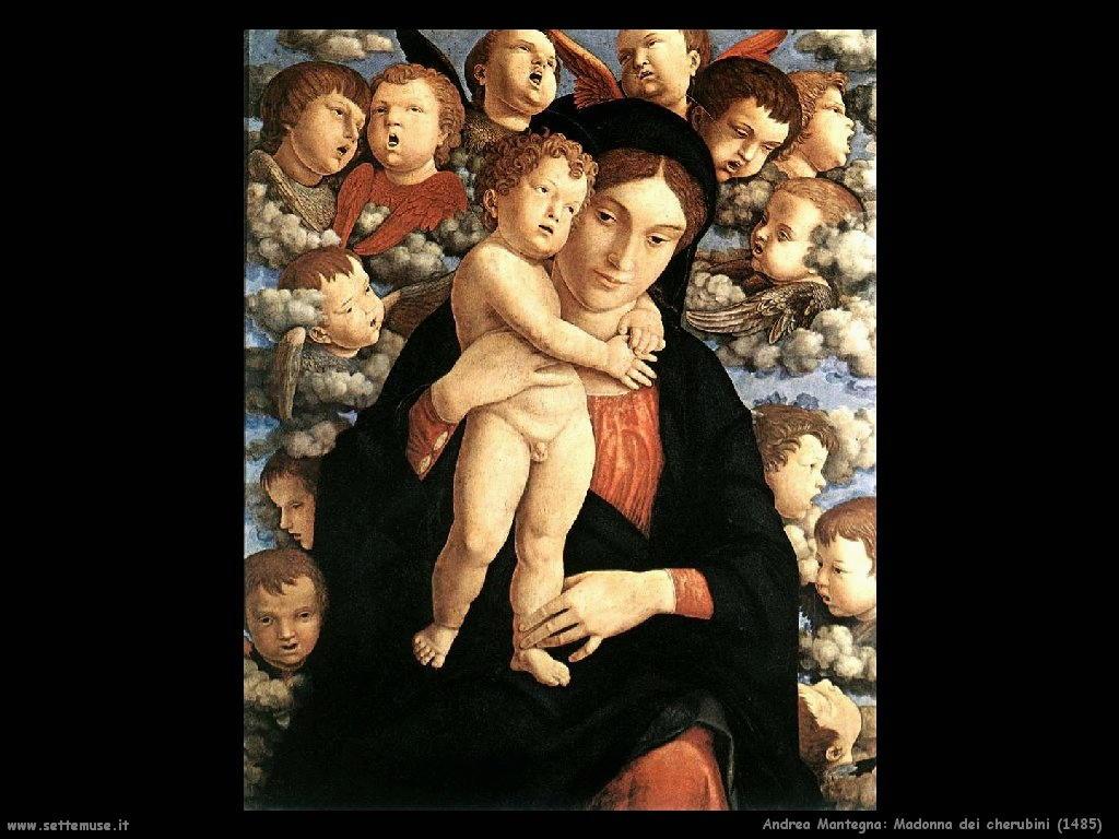 Madonna dei cherubini (1485)
