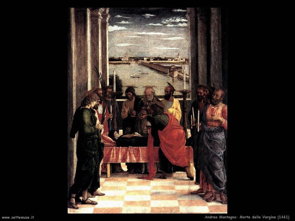 Morte della Vergine (1461)