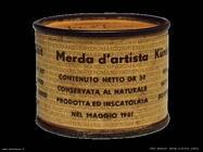 Piero Manzoni: Merda d'artista